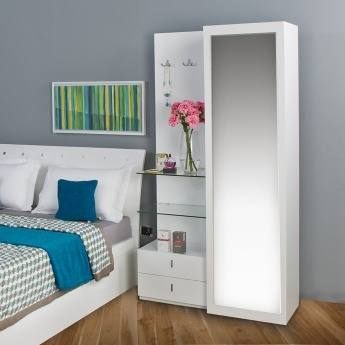 3 Pc Queen Bed, Dresser, Mirror for  $1,599