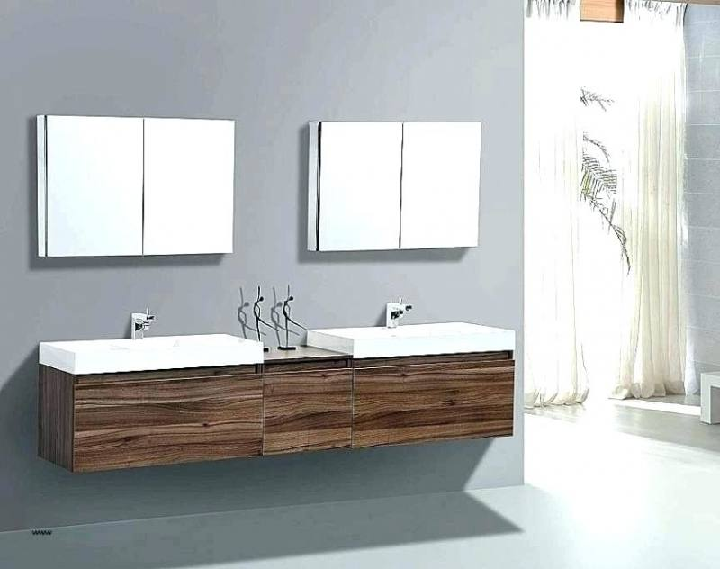 Delightful Bathroom Decoration Using Small Bathroom Vanity Unit :  Endearing Picture Of Modern Bathroom Decoration Using