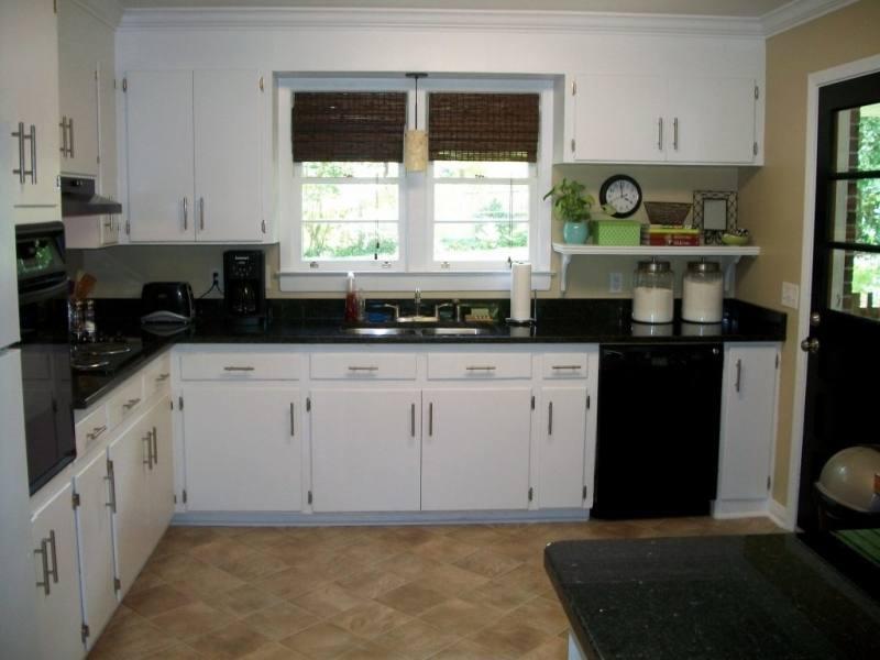 Kitchen : Black Appliances Kitchen Ideas Cream Kitchen With Black