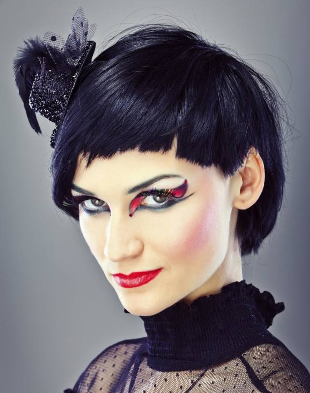 Razor Cut Hairstyles Style Short For Thin Hair Hairstyle Tattoo