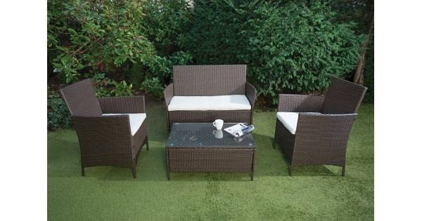Blooma Comoro in weather resistant PU rattan