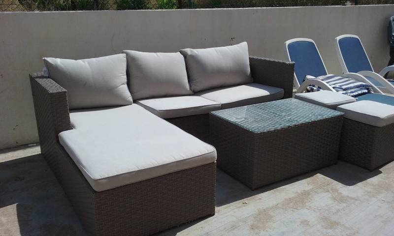 Aluminium Furniture · Contact Us