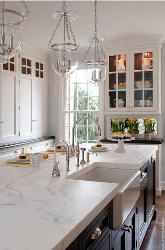 Marble Countertops Care Kitchen Ideas