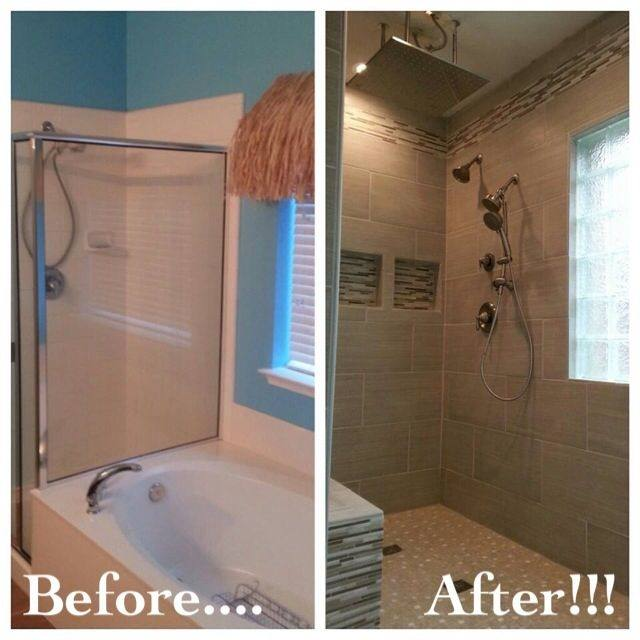 Shower and Tub/Shower