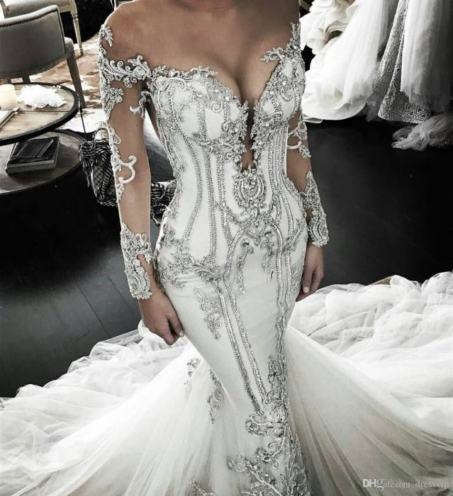 dress, wedding dress, wedding clothes, white, elegant, ball gown wedding gown, bling, bag, beautiful, white dress, prom dress, silver, wedding, wedding