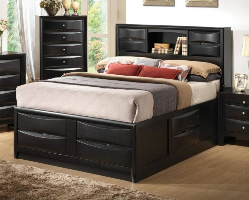 Medium Size of Bedroom Twin Size Bed With Drawers Underneath Beds With Drawers  Under Them White