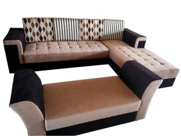 Multiple seater sofa set (sofa cumbed)