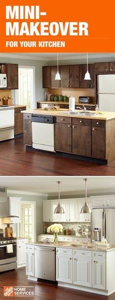 """If you were asked to describe the kitchen of your dreams, you probably wouldn't use the word """"tiny"""