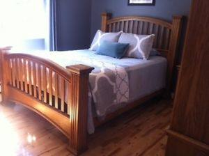 Rustic Wood Bedroom Sets Photos And Video Wylielauderhouse within Wood  Bedroom Sets