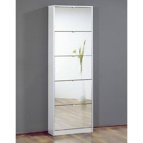 mirrored shoe cabinet mirrored shoe cabinet mirrored shoe cabinet marvelous  modern aluminum alloy sealing mirror 4