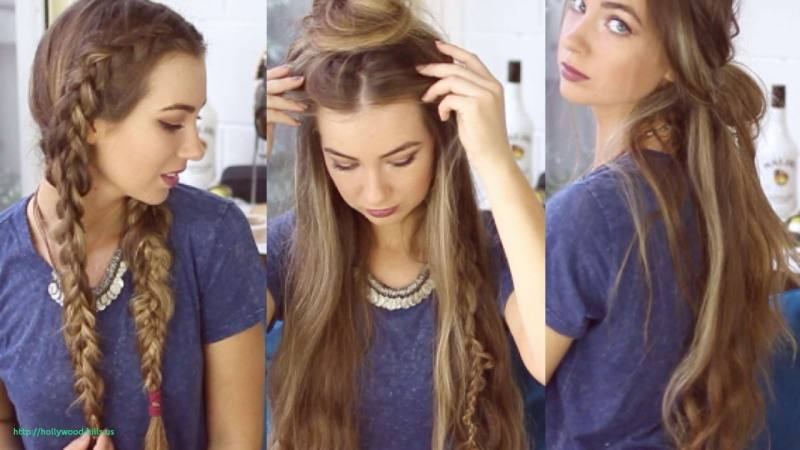 These hairstyles not only look chic but they help in saving some money as  well