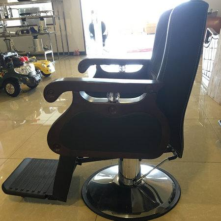 grey model 58 · Salon Styling ChairsSalon