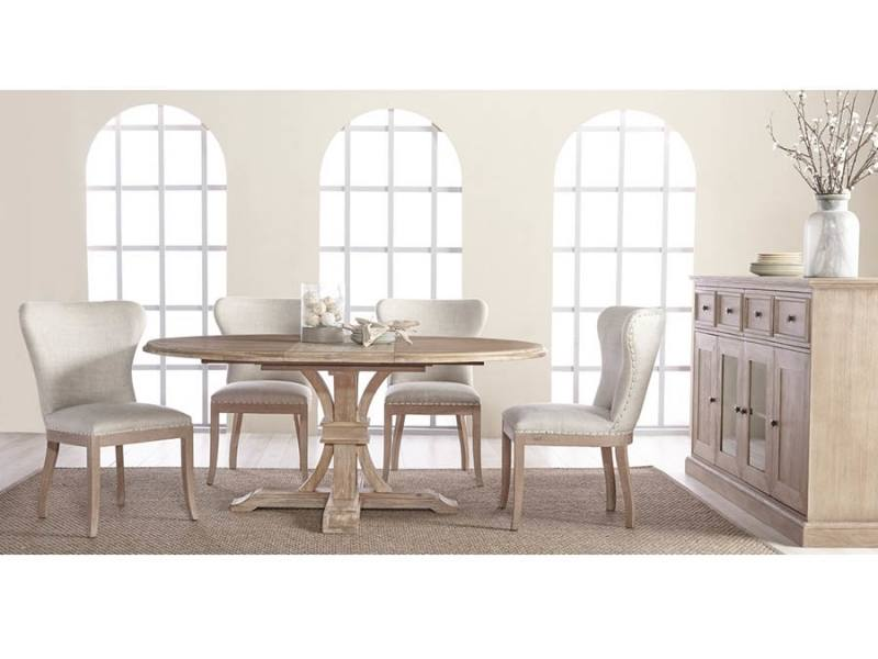 Farmhouse Kitchen Table And Chairs Devon Top Farmhouse Dining Table Farmhouse Dining Tables Raleigh With Remodel