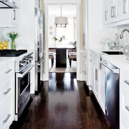 | KITCHENS in 2018 | Pinterest | Kitchen, Galley kitchens