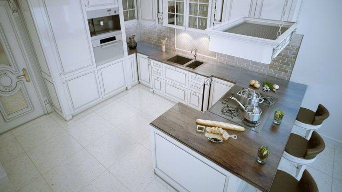 You can also express your creativity by redesigning your kitchen by installing some unique appliances