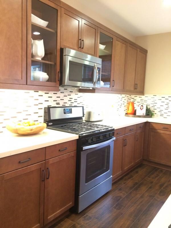 medium brown kitchen cabinets medium size of dark brown kitchen cabinets with white island design ideas