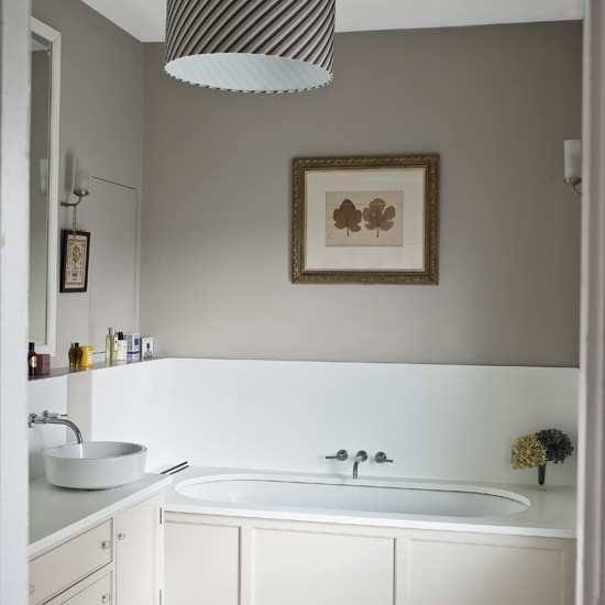 white brown and grey bathroom gray tan color scheme ideas