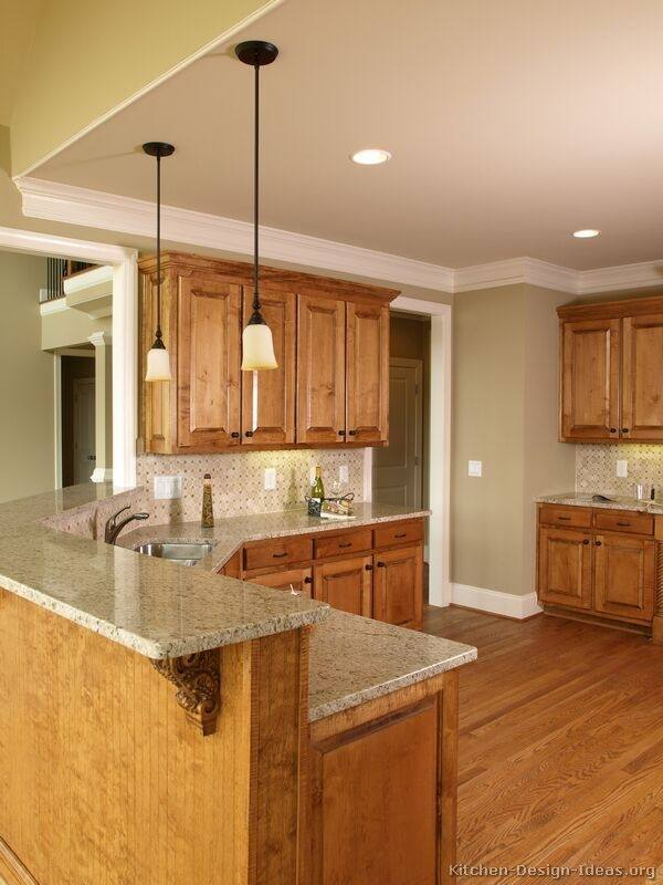 Full Size of Cabinets Kitchen Colors With Medium Wood Interior Furniture Gray Granite Countertop Sink Combined