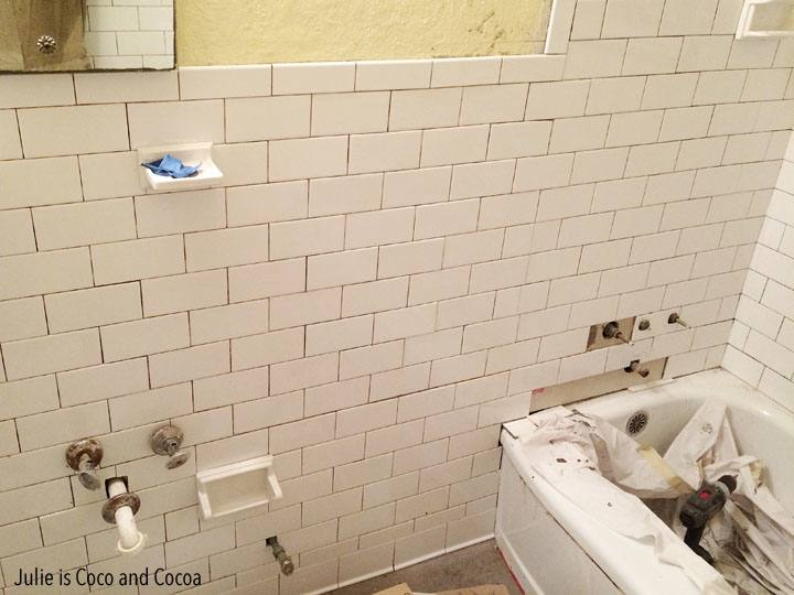 20 Small Bathroom Remodel Subway Tile Ideas: small bathroom remodeling