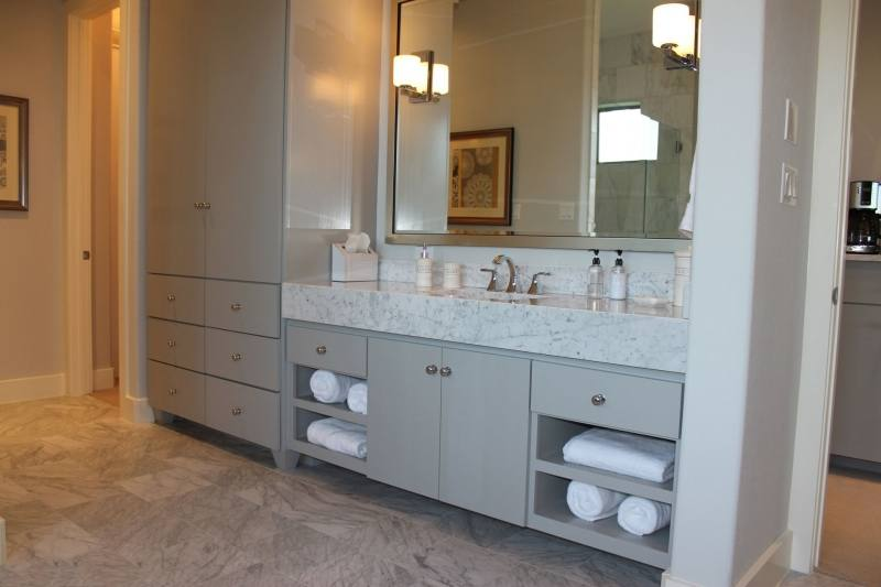 Fabulous Bathroom Vanity And Linen Cabinet Best 25 Ideas On Home Design