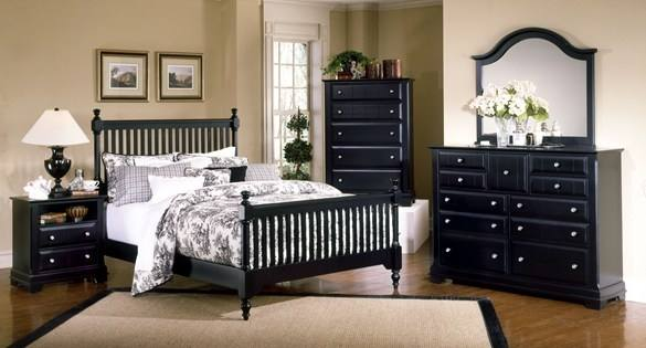 Knotch Bedroom Set