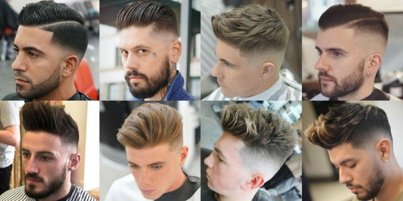 A brand new year, and that means with it, new hairstyles for men and women