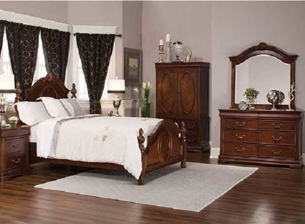 Fanciful Hampton Court Pc King Bedroom Set Saratoga Pc King Platform Bedroom Set W Storage Bed Bedroom Sets Raymour And Flanigan Of Raymour Flanigan Bedroom