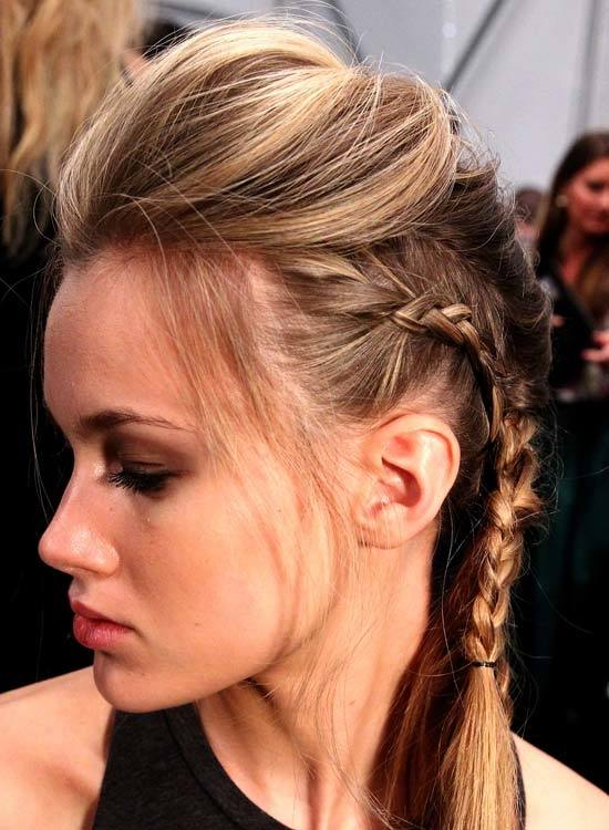 hairstyle design 2019