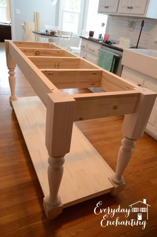 Diy Small Kitchen Table Attractive Best 25 Islands Ideas On Pinterest  Intended For Island In
