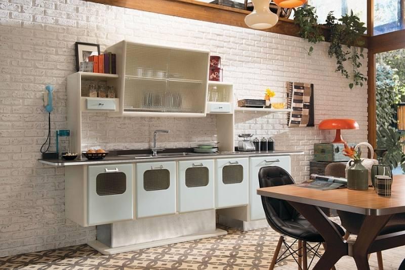 farmhouse kitchen ideas subway tile farmhouse sink Vintage