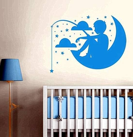 Kid Room Wall With
