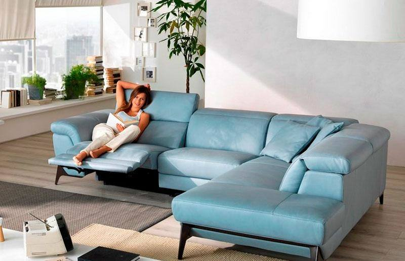 Royaloak Iris Sofa Set in Fabric