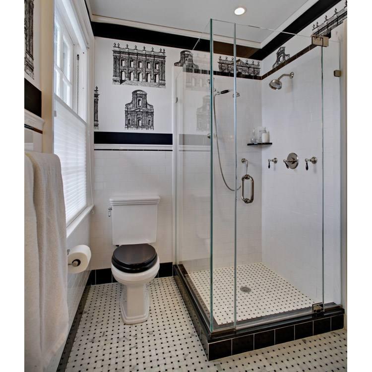 Free Small White Marble Bathroom Ideas