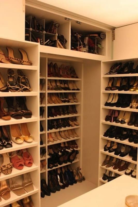 Shoe Cabinet Shelves