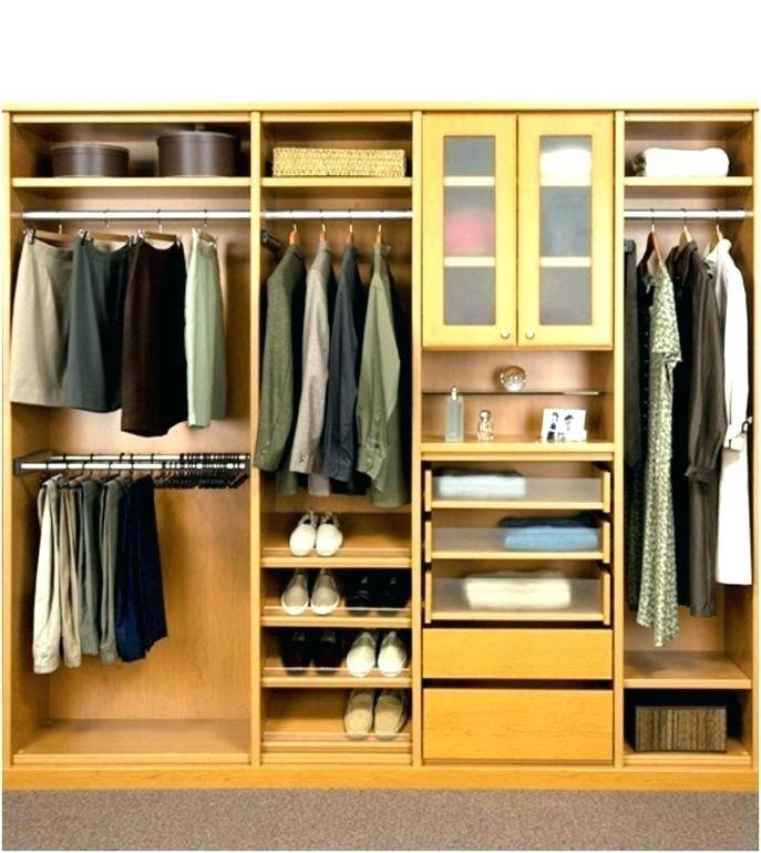 1 Add Storage Under Clothes