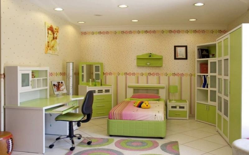 Kids Room Color Ideas Colorful Tree Wall Stickers For Kids Room Decorations 5084 Children Baby Gift