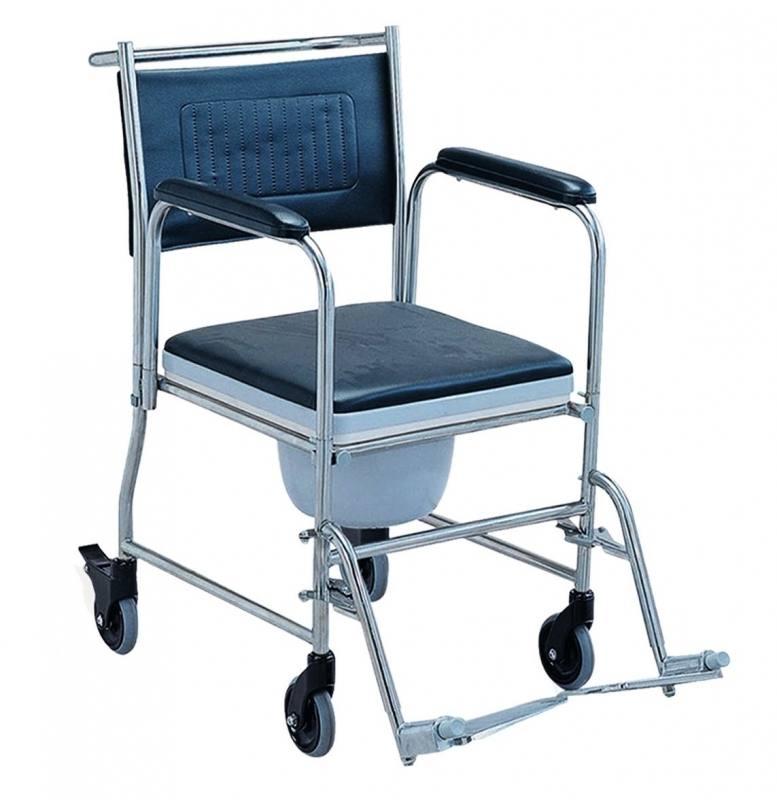 A tubular steel chair, Model No