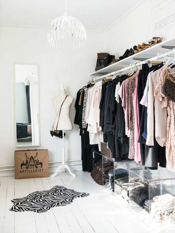 Section the Clothes