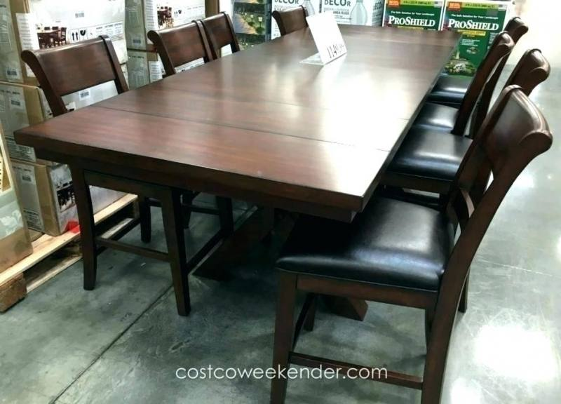 costco dining room dining sets