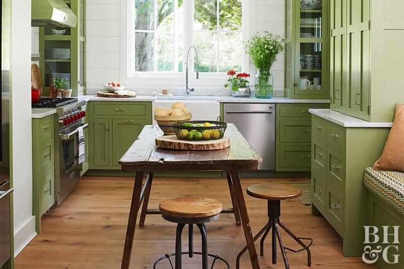 From Kelly to kiwi, decorating with green has never been easier with our  decorating tips and ideas