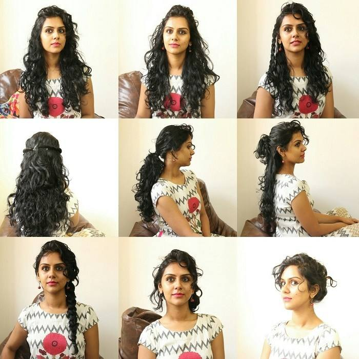 hairstyles with curls and braids prom hairstyles curls and braids hair  romance curly hair tutorial half
