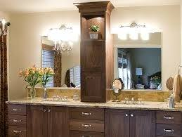 bathroom vanity with tower bathroom vanities with towers gorgeous bathroom vanity tower vanity with tower storage