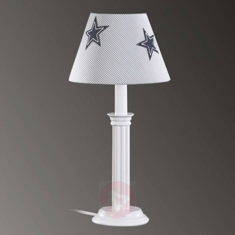 2018 Cloth Children's Room Table Lamp Bedroom Bedside Lamp Night Light  Cartoon Creative Wedding Gifts From Caraa, $96