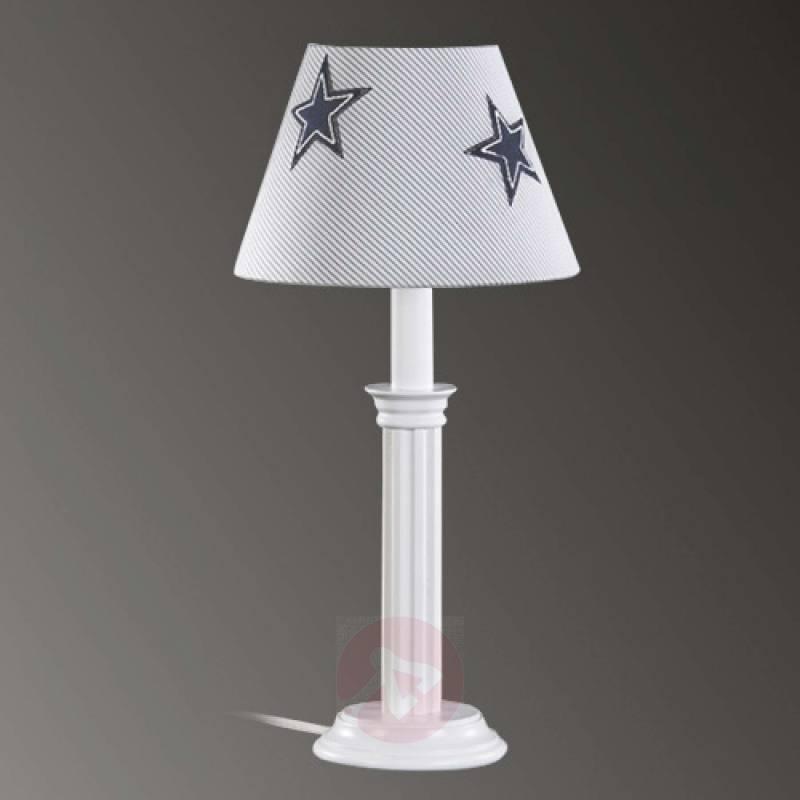 2018 Cloth Children's Room Table Lamp Bedroom Bedside Lamp Night Light Cartoon Creative Wedding Gifts From Caraa, $96