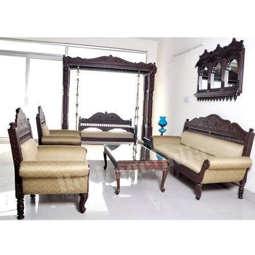 Sofa Set Designs In Wood Images
