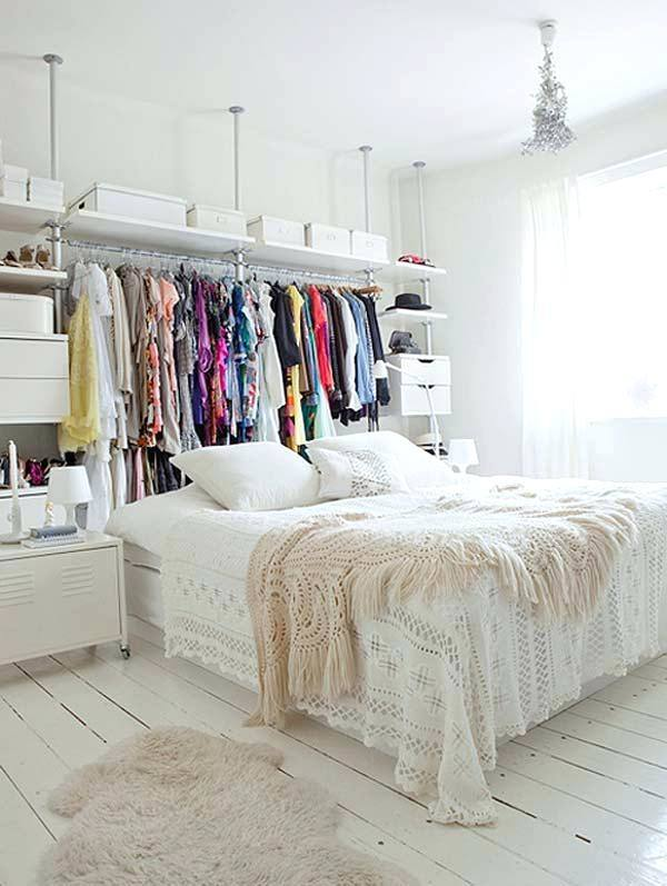 10 Alternative Clothing Storage Solutions