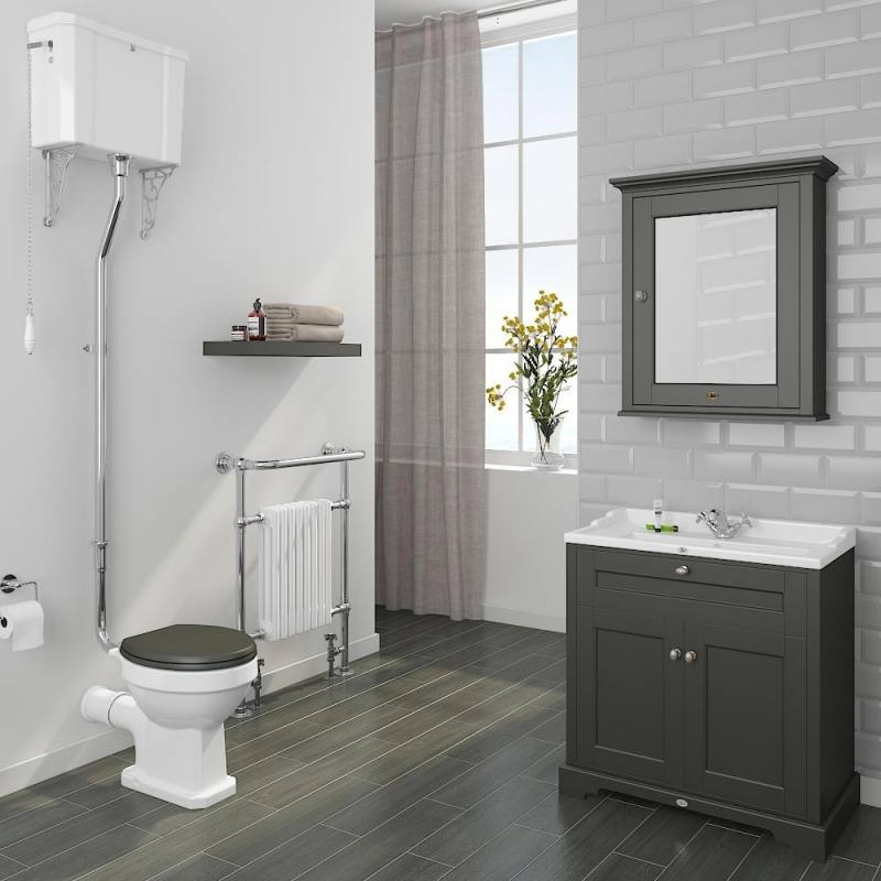 Tour these compact bathrooms and find classic, traditional bathroom design  ideas for your small bath