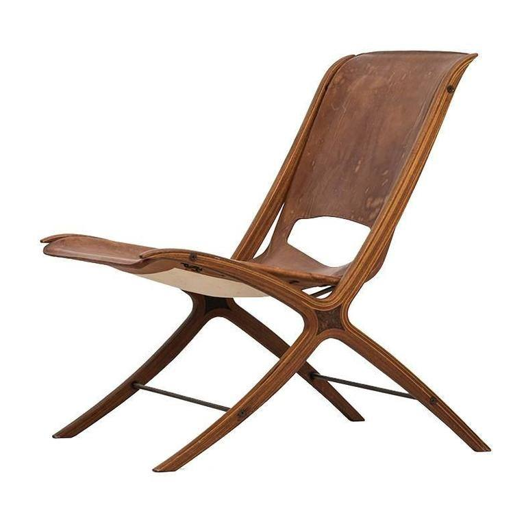 Oak Small Danish Easy Chair Model 301 by Ejvind A