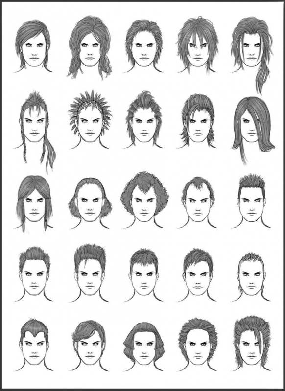 In total they have 976 pages of hairstyles with about 17 styles each,  that's about 16592 hairstyles to look at