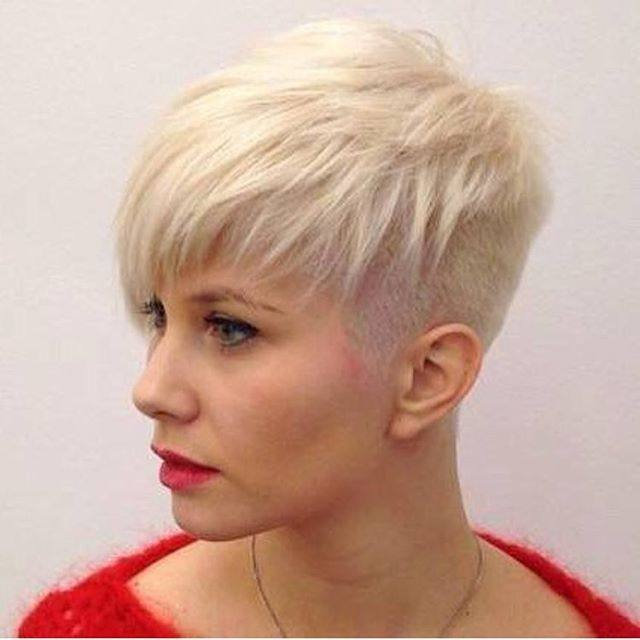 To view more rock hairstyles of women